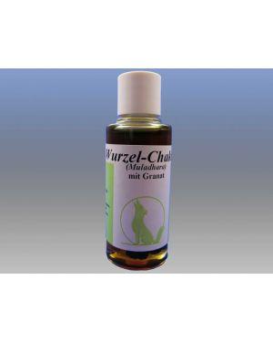 Wurzelchakra-Öl mit Edelstein Granat, 15ml